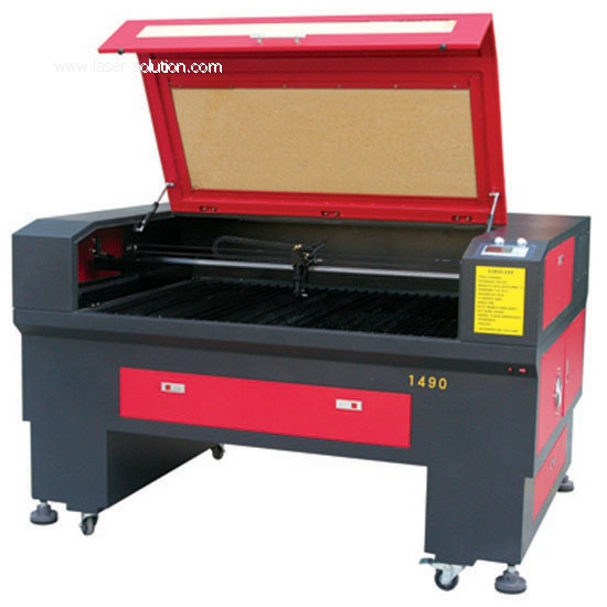 L1490 MDF/wood/plywood laser cutting machine
