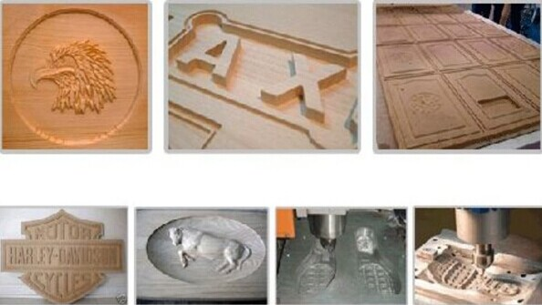 cnc router machines samples
