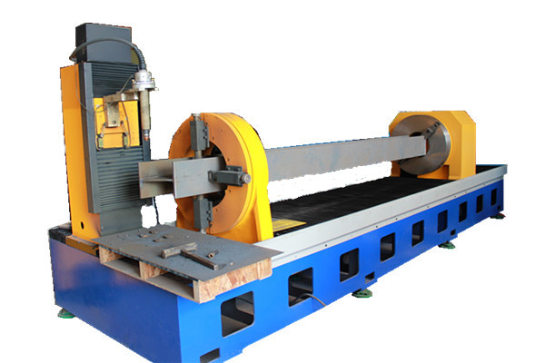 pipe cutting and beveling machine photos