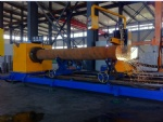 3 axis plasma pipe cutting machine