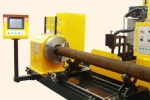 pipe bevel cutting machine